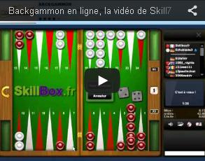 Vidéos Backgammon